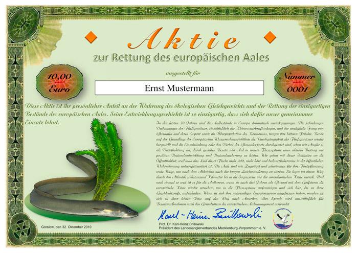 Aal-Aktie