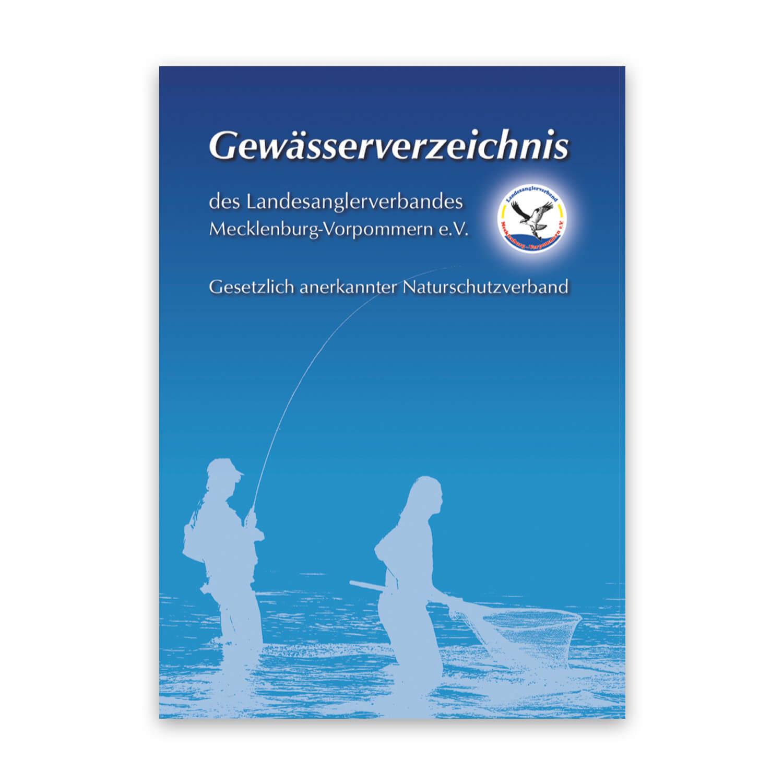 Gedrucktes Gewässerverzeichnis