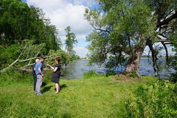 """Projekt • Freiwillige Vereinbarung """"Naturschutz, Wassersport und Angeln Vogelschutzgebiet Schweriner See"""""""